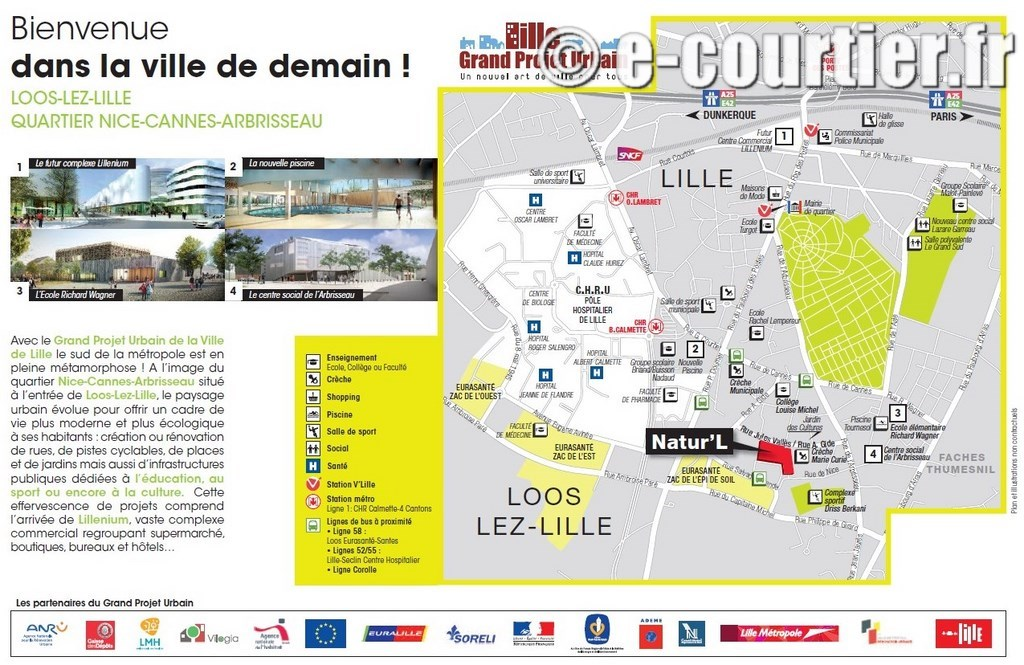 immobilier lille 2014